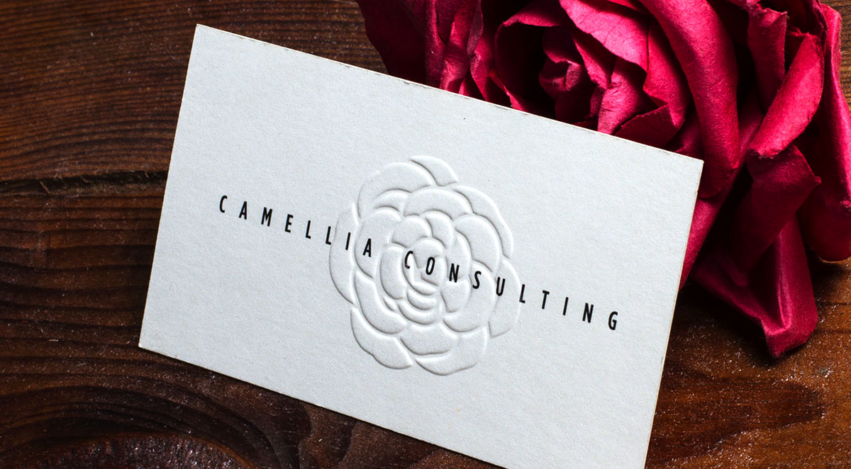 Make your card look rich with Embossed Business Cards