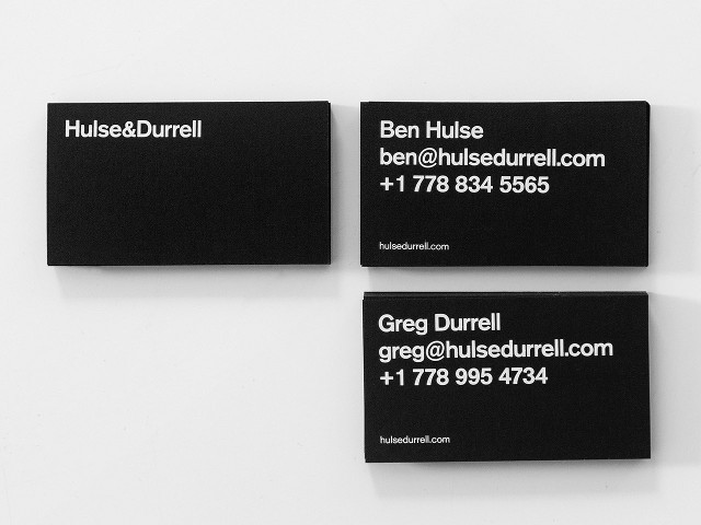 Premium black business cards exclusively from jukeboxprint colourmoves