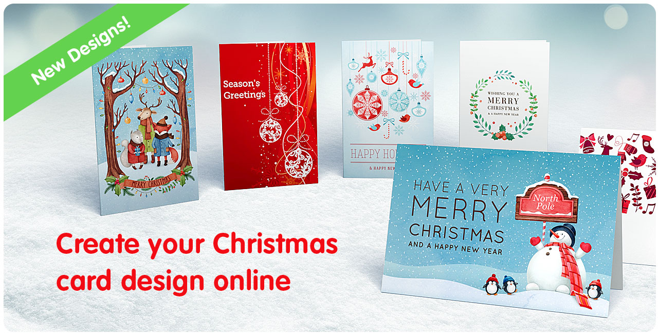 Create your custom greeting cards today - Greeting card printing ...