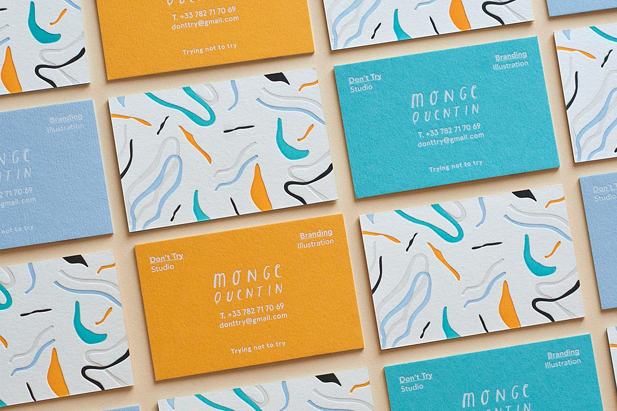 Letterpress Business Cards - Letterpress Printing by Jukebox