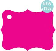 Elegant Hang Tags by Jukeboxprint.com