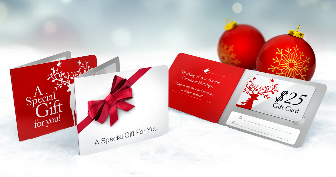 Gift Card Holders From Jukeboxprint Com A Special Gift