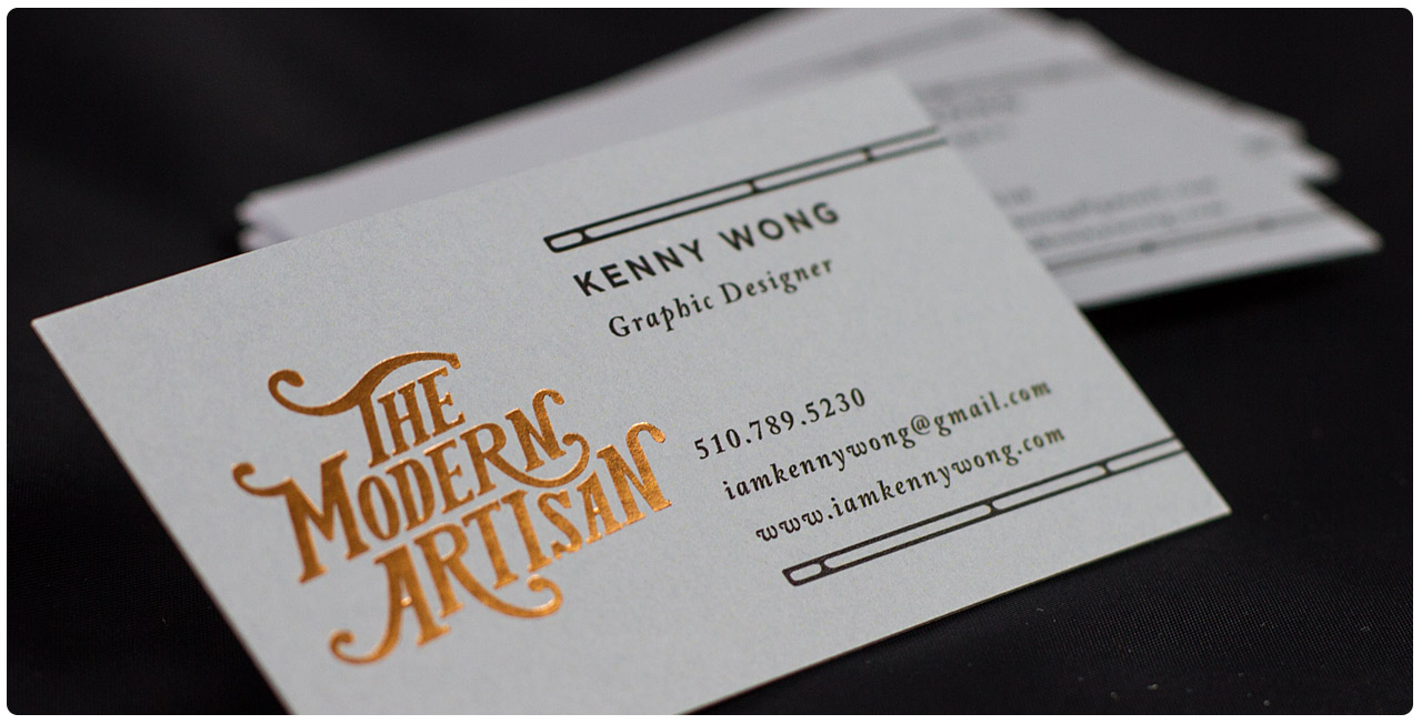 Premium Grey Business Cards from Jukeboxprint.com