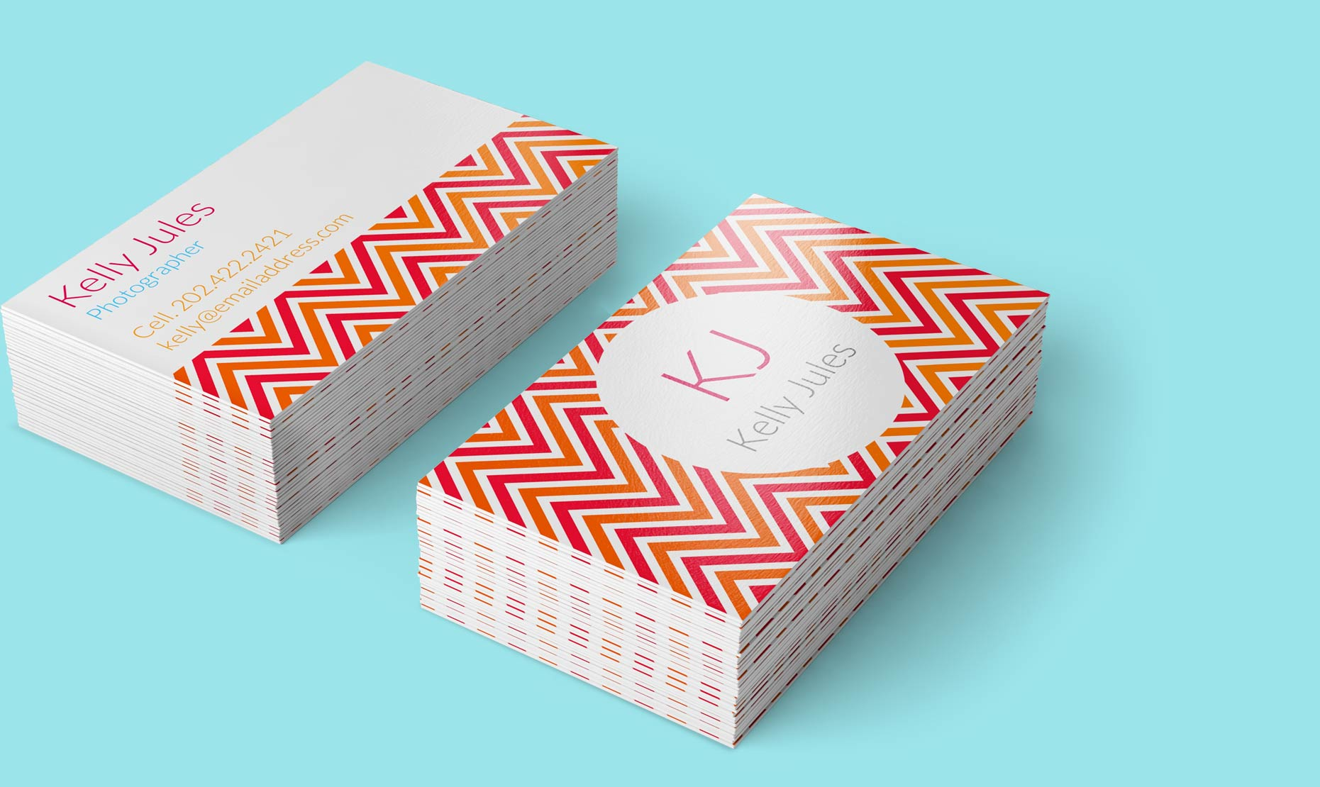 Business Cards from Jukeboxprint