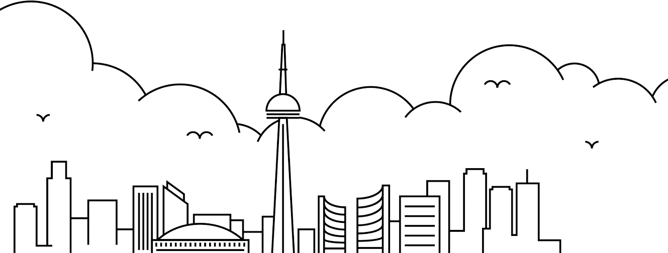 Toronto Illustration